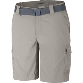 Columbia Silver Ridge II Cargo Spodnie krótkie Mężczyźni, tusk